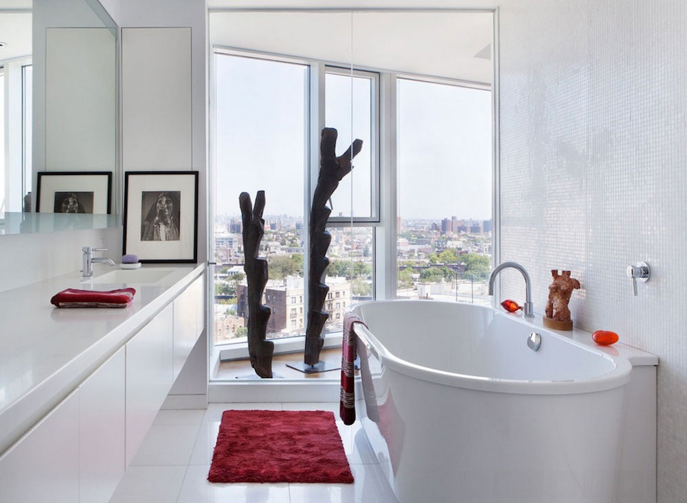 Looking for inspiration for modern bathroom interiors 8 Looking for inspiration for modern bathroom interiors?