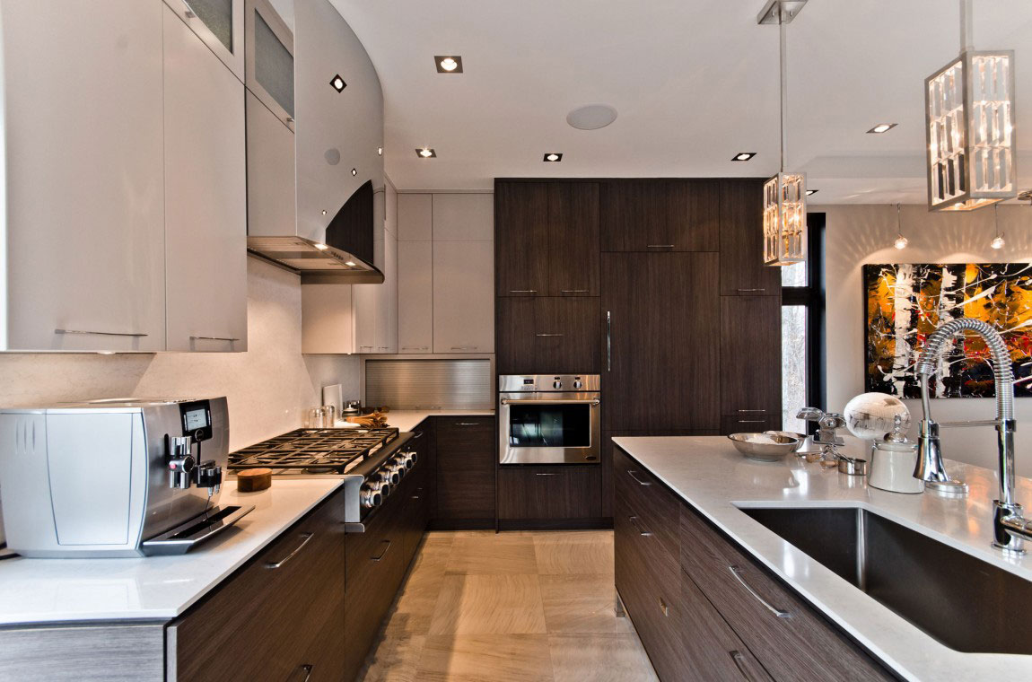 Canadian house with contemporary interiors designed by ActDesign-5 Canadian house with contemporary interiors designed by ActDesign