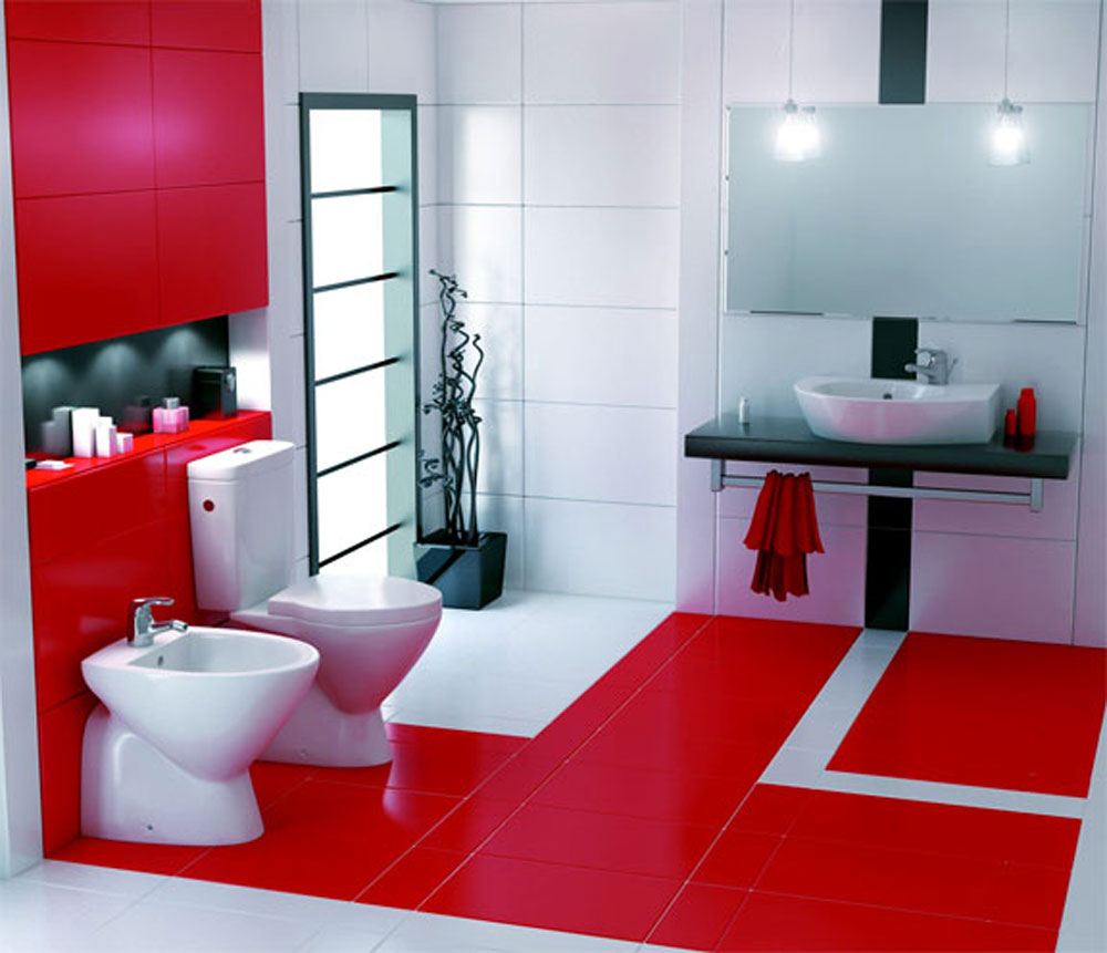 Add-warmth-to-your-house-with-ideas-of-these-red-bathroom-interiors-12, add-warmth-to-your-house-with-ideas-of-these-red-bathroom-interiors