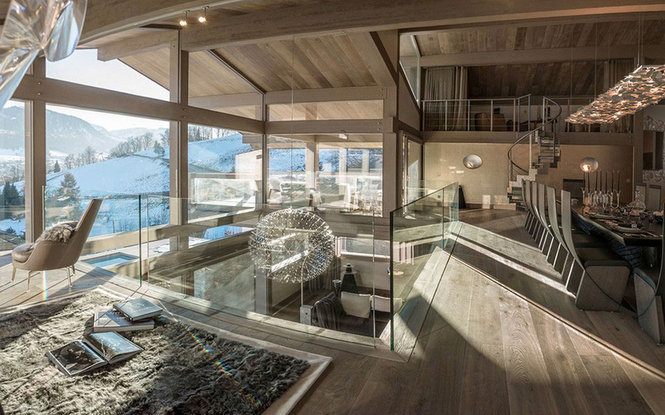 The luxurious and imposing Chalet Mont-Blanc-5 The luxurious and imposing Chalet Mont Blanc