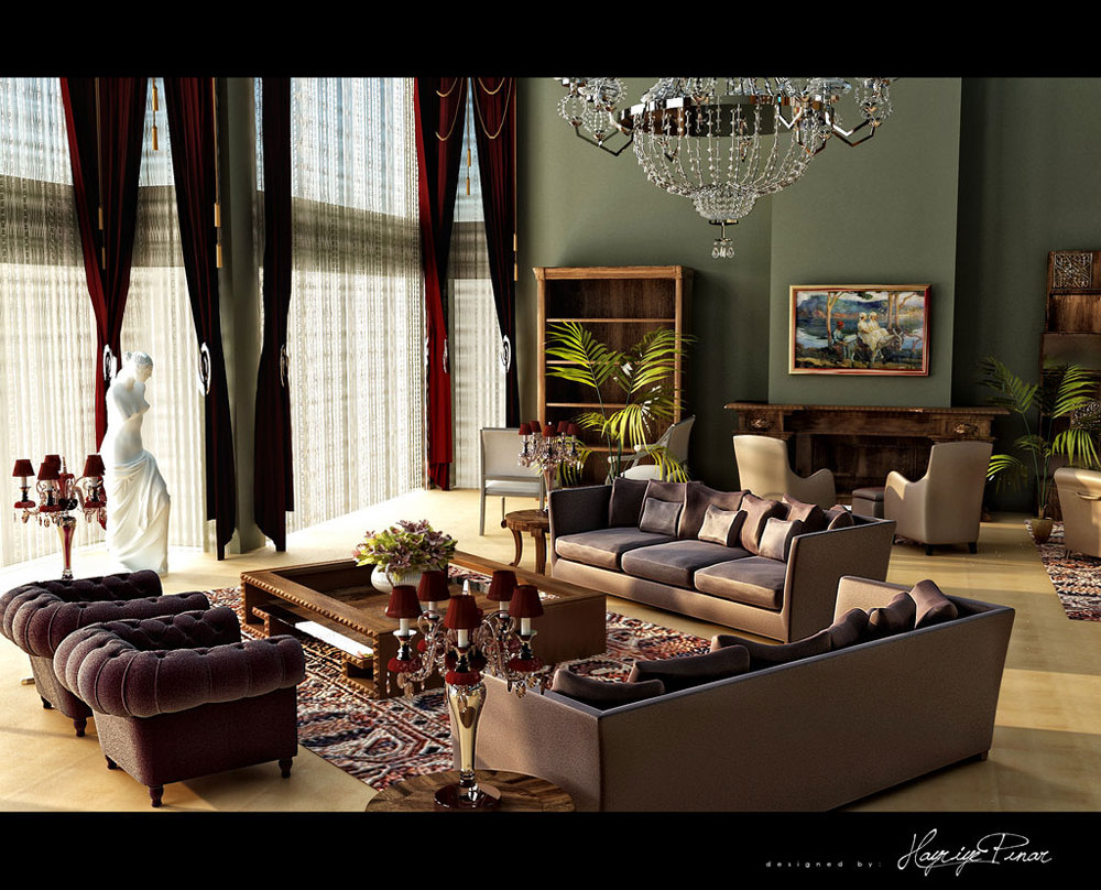 Traditional-living-room-decoration-ideas-1 Traditional-living-room-decoration-ideas