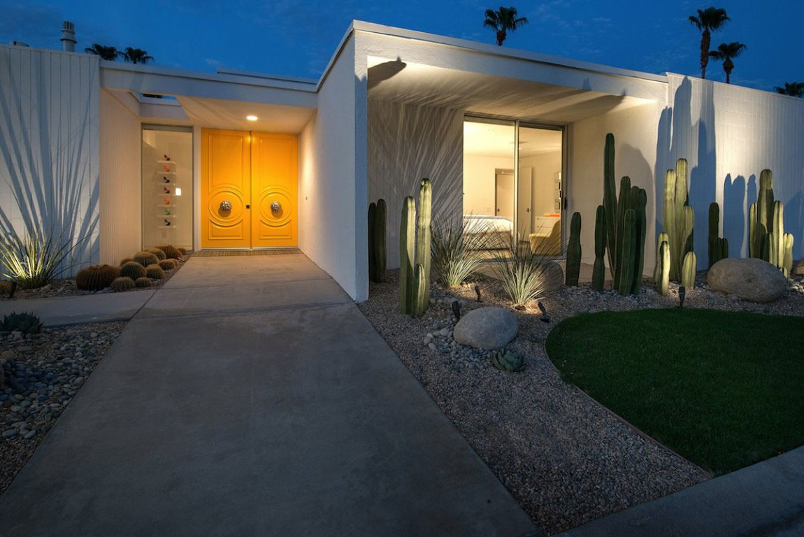 Luxurious Kings Point Residence in Palm Springs-20 Luxurious King's Point Residence in Palm Springs