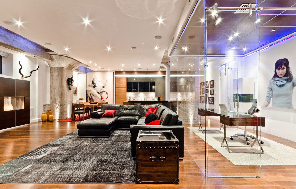 A-really-nice-loft-in-Montreal-presented by ActDesign-3 A really-nice-loft in Montreal, presented by ActDesign