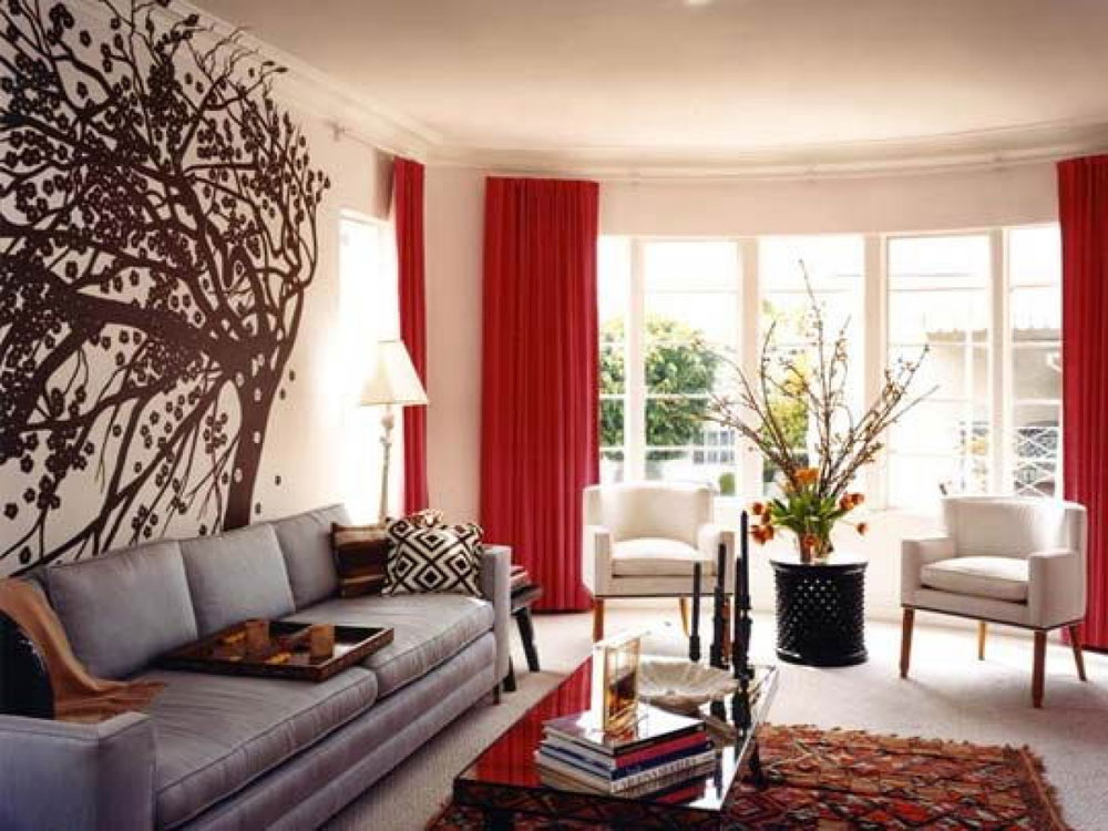 A-Showcase-Of-Modern-Interior-Decorating-Ideen-für-Wohnen-10 A showcase of modern interior decorating ideas for living rooms