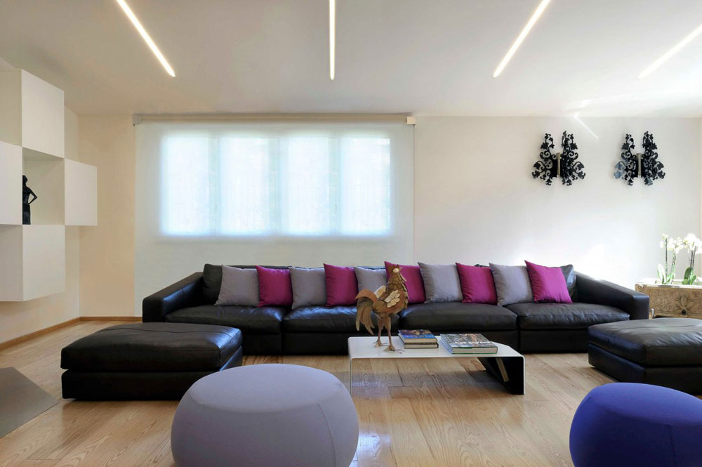 A-Showcase-Of-Modern-Interior-Decorating-Ideen-für-Wohnen-11 A showcase of modern interior decorating ideas for living rooms