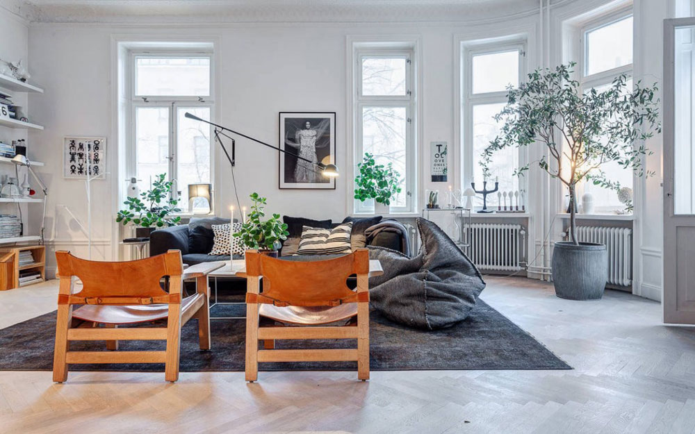 A-Showcase-Of-Modern-Interior-Decorating-Ideen-für-Wohnen-12 A showcase of modern interior decorating ideas for living rooms