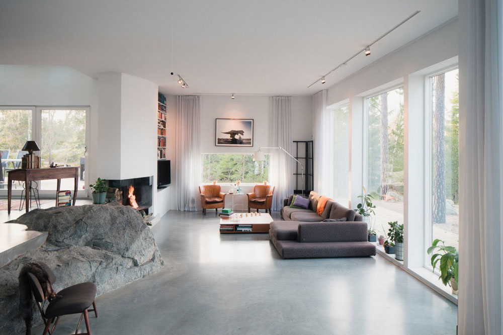 A-Showcase-Of-Modern-Interior-Decorating-Ideen-für-Wohnen-4 A showcase of modern interior decorating ideas for living rooms