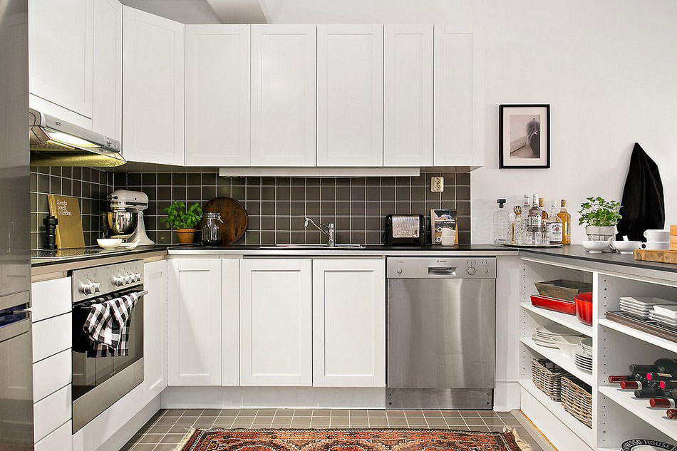 Cozy apartment in Gothenburg that presents a beautiful Scandinavian design 6 Cozy apartment in Gothenburg presents a beautiful Scandinavian design