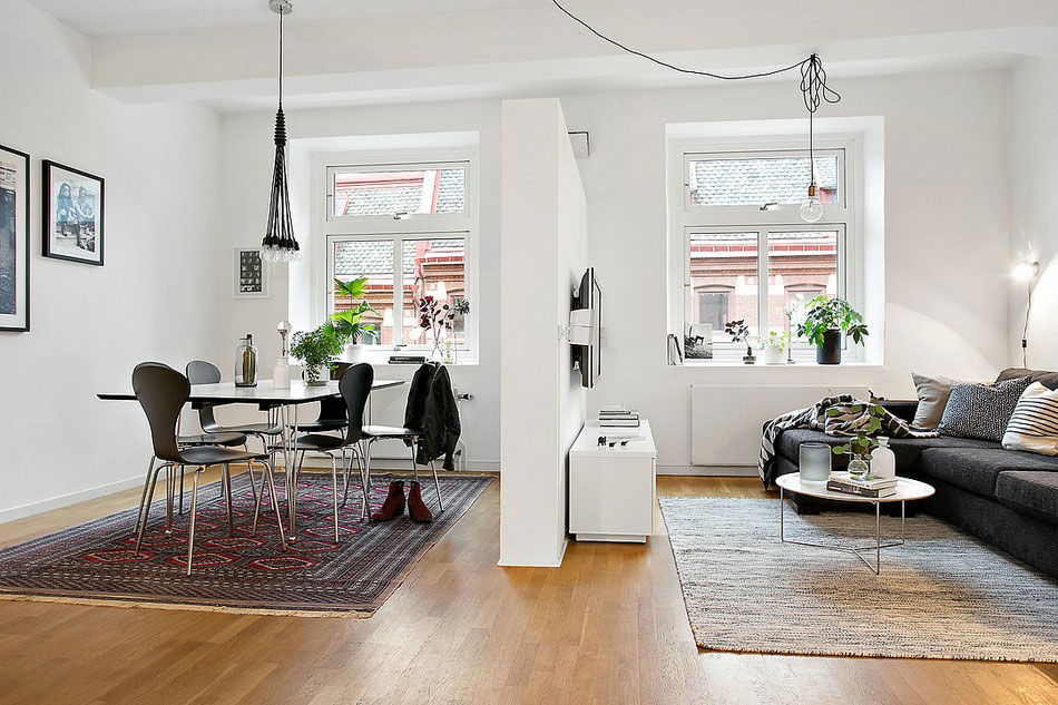 Cozy apartment in Gothenburg that presents a beautiful Scandinavian design 7 Cozy apartment in Gothenburg presents a beautiful Scandinavian design