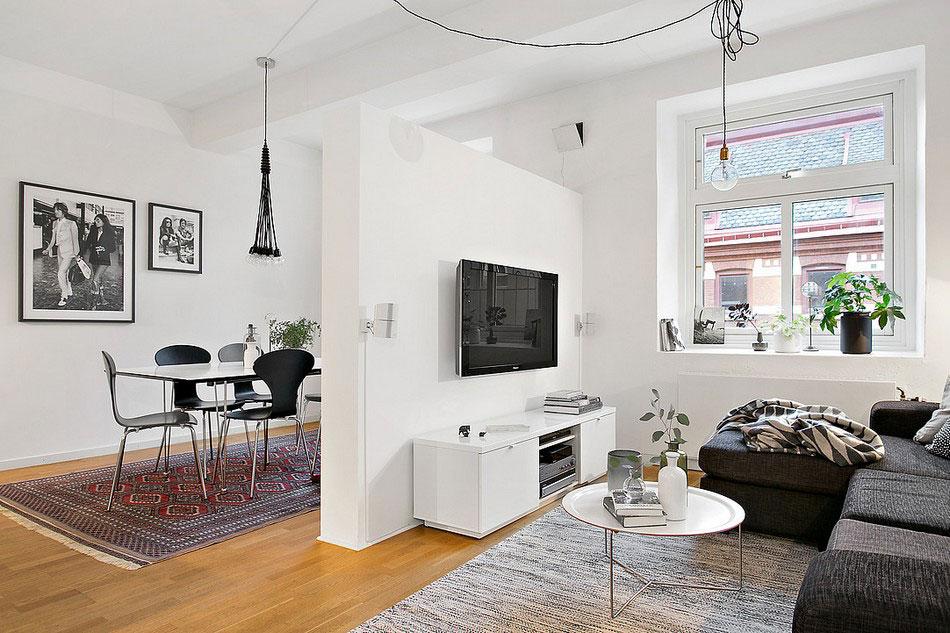 Cozy apartment in Gothenburg that presents a beautiful Scandinavian design 13 Cozy apartment in Gothenburg presents a beautiful Scandinavian design