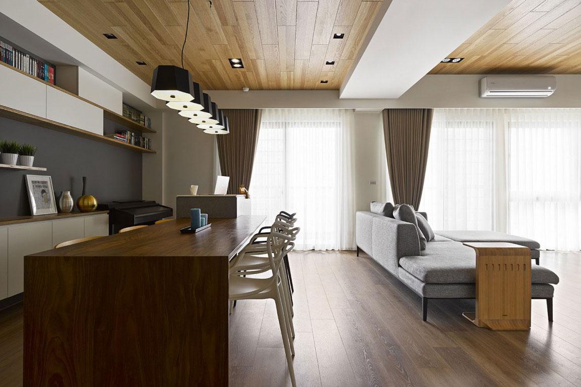 Wooden house-interior-by-HOYA-Design-5 Wooden house-interior by HOYA Design