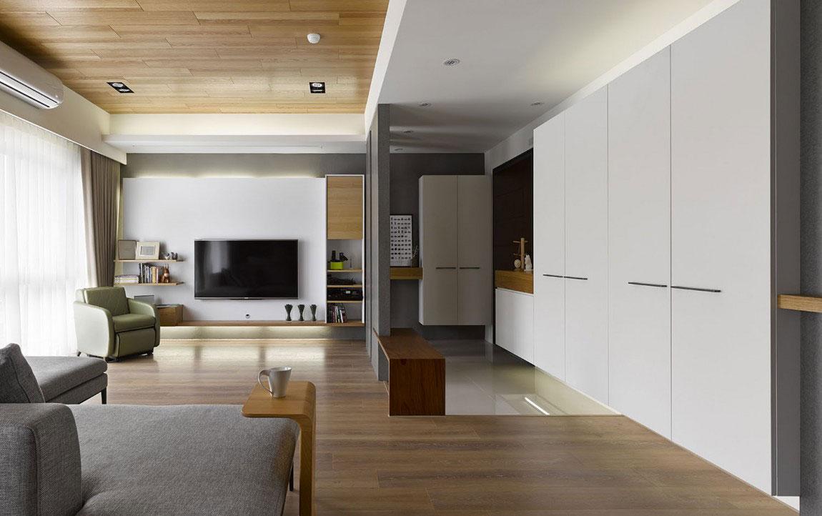 Wooden house-interior-by-HOYA-Design-2 Wooden house-interior by HOYA Design