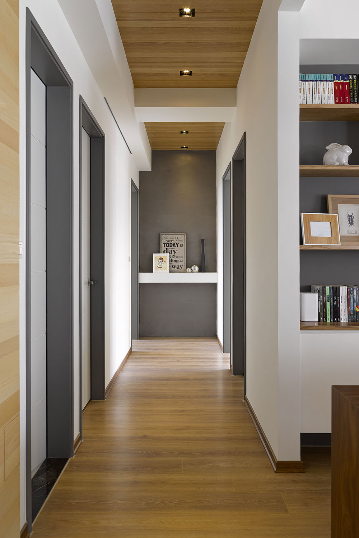 Wooden house-interior-by-HOYA-Design-10 Wooden house-interior by HOYA Design