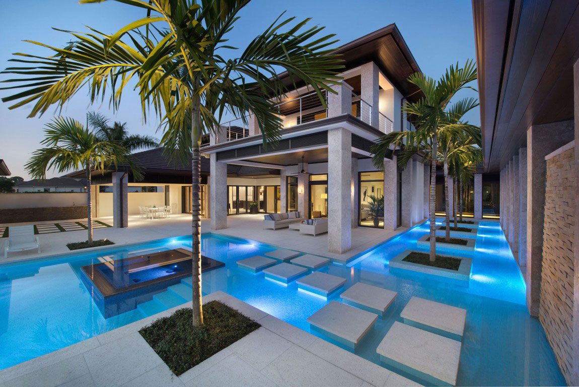 High-end-contemporary-house-designed-by-Harwick-Homes-16 High-end-contemporary house-designed-by Harwick Homes