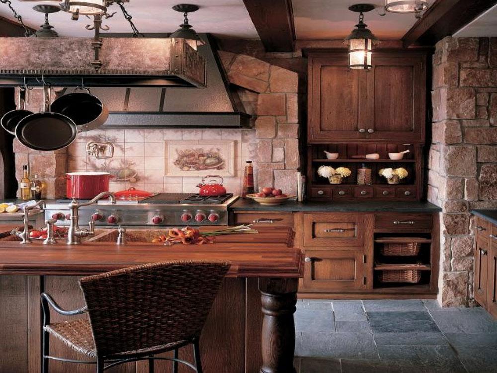 Vintage kitchen interior design examples-6 vintage kitchen interior design examples
