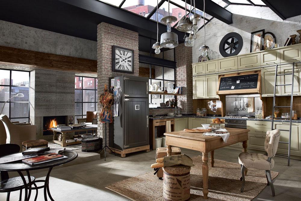 Vintage-kitchen-interior-design-examples-9 vintage-kitchen-interior design examples