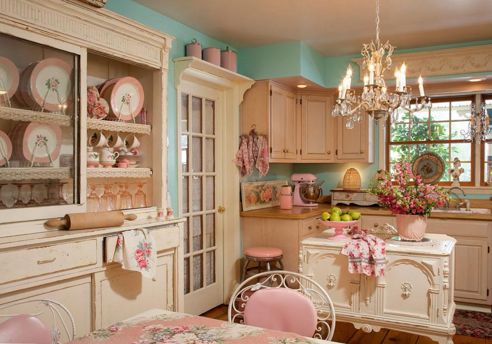 Vintage kitchen interior design examples-10 vintage kitchen interior design examples