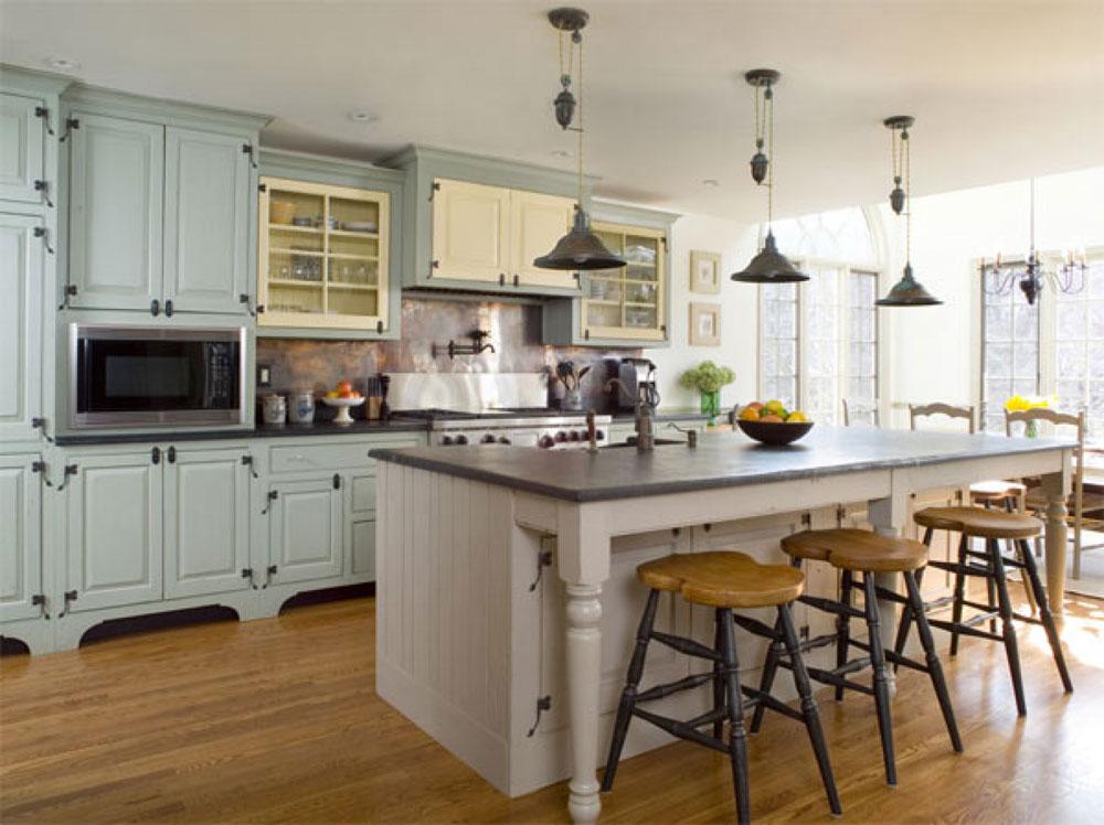 Vintage-Kitchen-Interior-Design-Examples-11 Vintage Kitchen Interior Design Examples