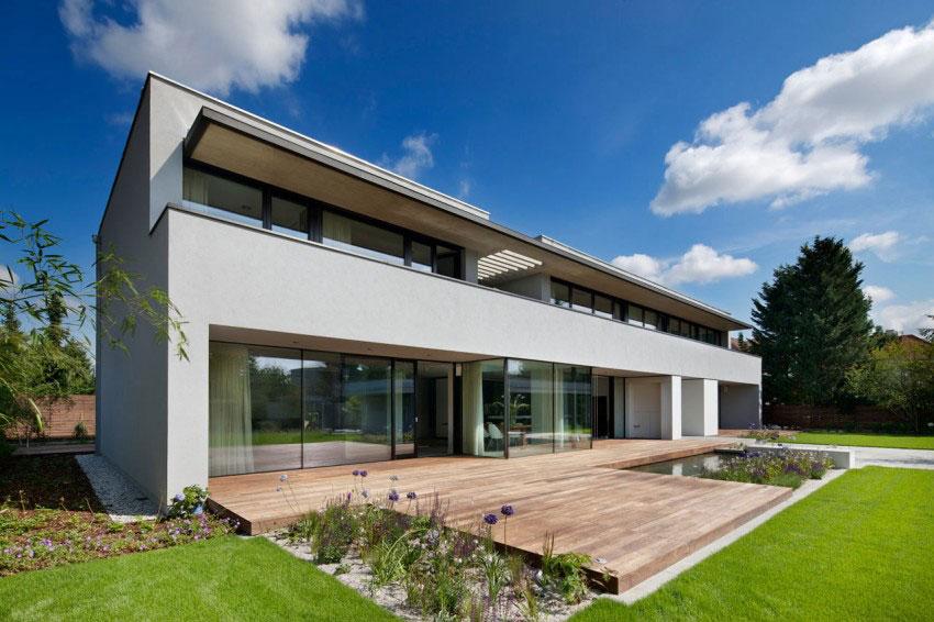 Impressive Villa-Pruhonice-Designed-by-Jestico-Whiles-16 Impressive-Villa Pruhonice Designed By Jestico + Whiles