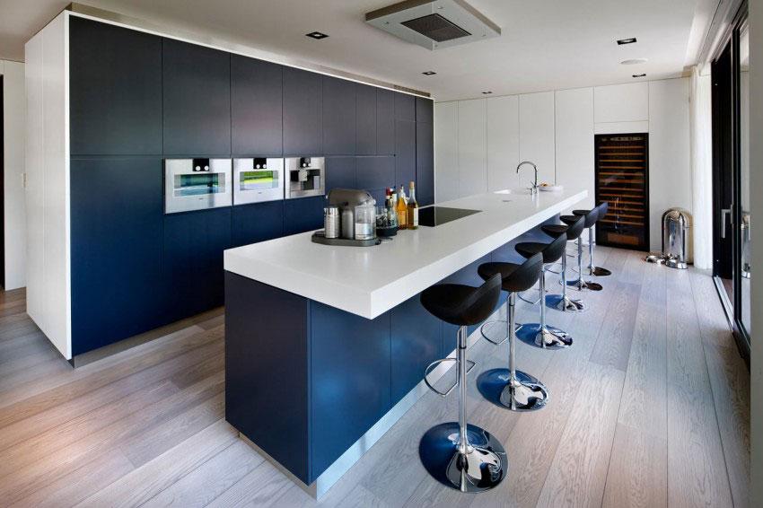 Impressive Villa-Pruhonice-Designed-by-Jestico-Whiles-22 Impressive-Villa Pruhonice Designed By Jestico + Whiles