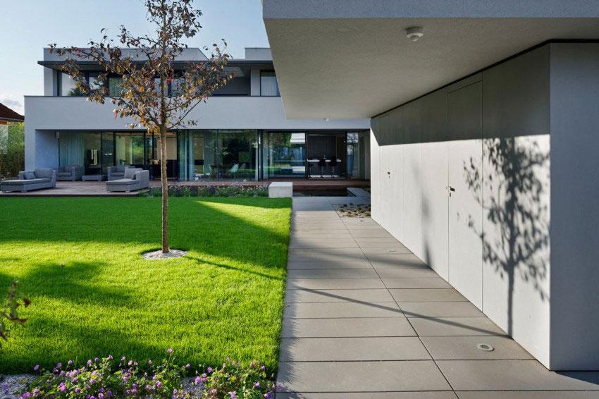 Impressive Villa-Pruhonice-Designed-by-Jestico-Whiles-19 Impressive-Villa Pruhonice Designed By Jestico + Whiles