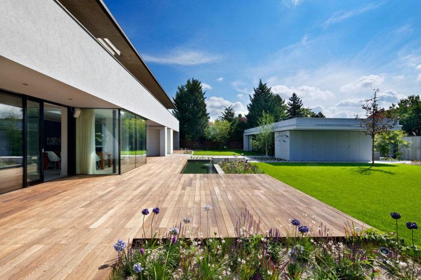 Impressive Villa-Pruhonice-Designed-by-Jestico-Whiles-17 Impressive-Villa Pruhonice Designed By Jestico + Whiles