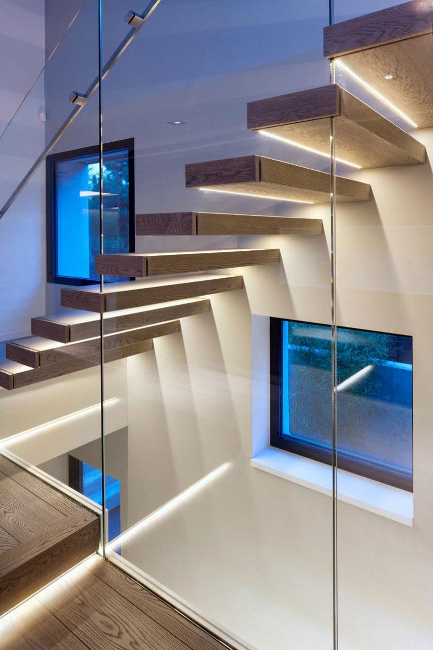 Impressive Villa-Pruhonice-Designed-by-Jestico-Whiles-25 Impressive-Villa Pruhonice Designed By Jestico + Whiles