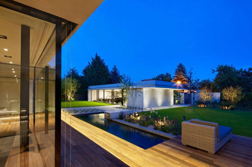 Impressive Villa-Pruhonice-Designed-by-Jestico-Whiles-28 Impressive-Villa Pruhonice Designed By Jestico + Whiles