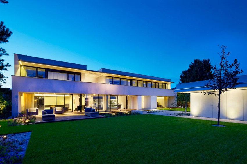Impressive Villa-Pruhonice-Designed-by-Jestico-Whiles-29 Impressive-Villa Pruhonice Designed By Jestico + Whiles