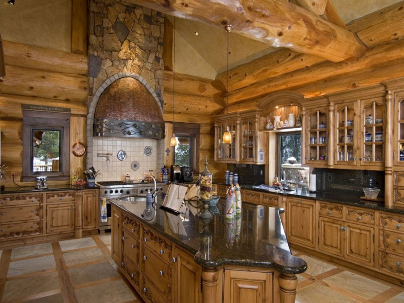 A-Cozy-and-natural-log-house-Designed-by-Kathy-Scott-81 A cozy and natural log-house