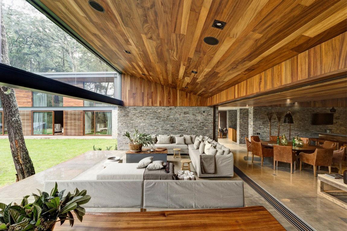 Beautiful Casa-MM-with-a-contemporary-design-created by-Elias-Rizo-Arquitectos-7 Beautiful Casa-MM with a contemporary design created by Elias Rizo Arquitectos