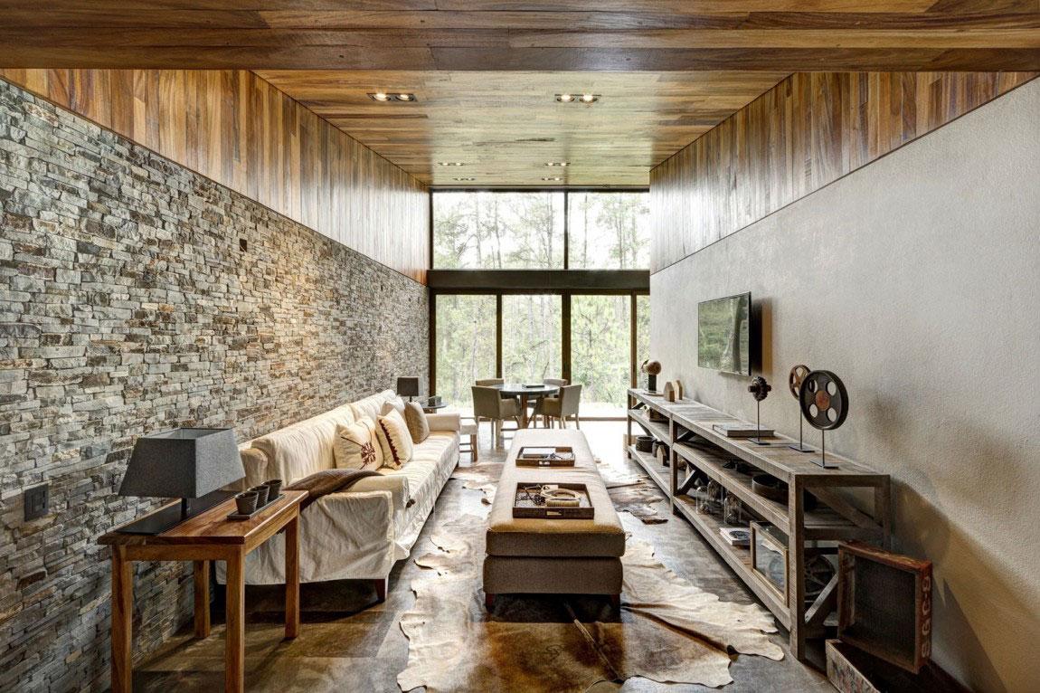Beautiful-Casa-MM-with-a-contemporary-design-created by-Elias-Rizo-Arquitectos-11 Beautiful Casa-MM with a contemporary design created by Elias Rizo Arquitectos