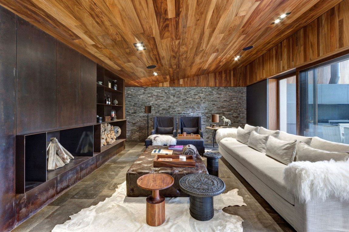 Beautiful Casa-MM-with-a-contemporary-design-created by-Elias-Rizo-Arquitectos-10 Beautiful Casa-MM with a contemporary design created by Elias Rizo Arquitectos