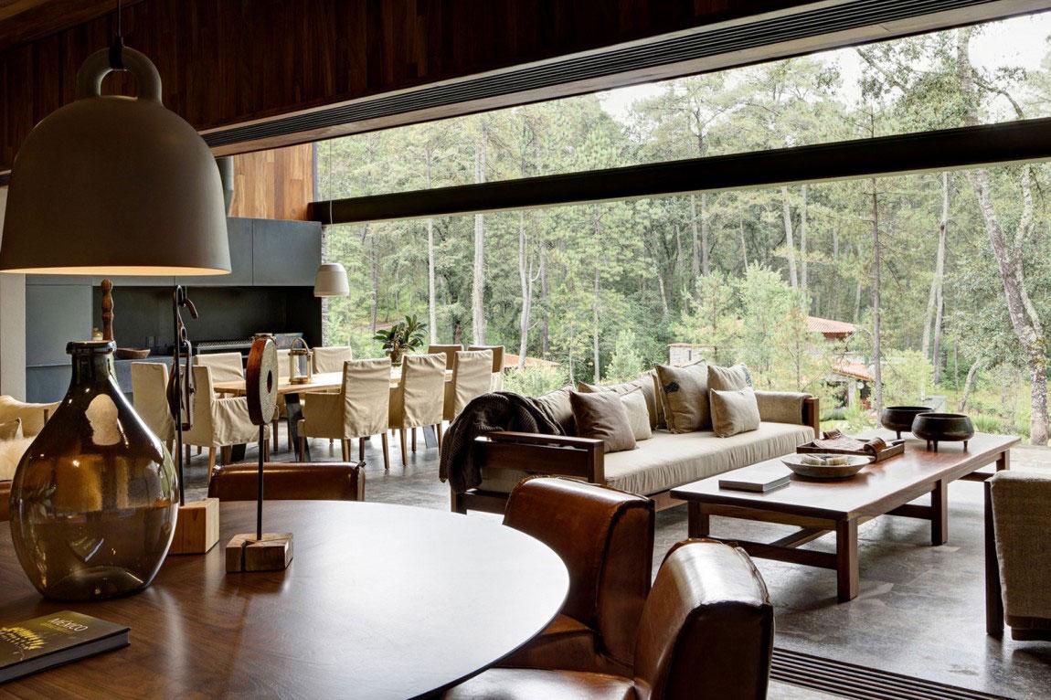 Beautiful Casa-MM-with-a-contemporary-design-created by-Elias-Rizo-Arquitectos-13 Beautiful Casa-MM with a contemporary design created by Elias Rizo Arquitectos