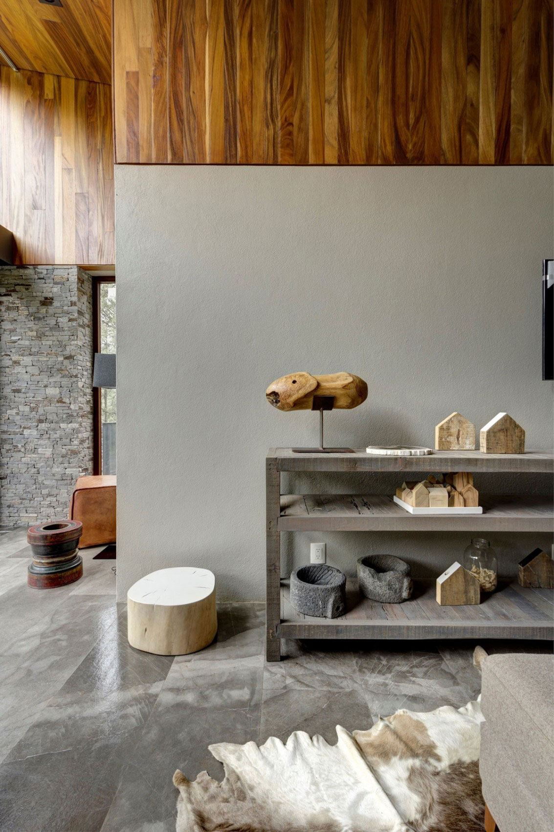 Beautiful Casa-MM-with-a-contemporary-design-created by-Elias-Rizo-Arquitectos-12 Beautiful Casa-MM with a contemporary design created by Elias Rizo Arquitectos
