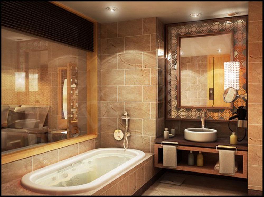 Nice ideas for decorating a bathroom-4 Nice ideas for decorating a bathroom