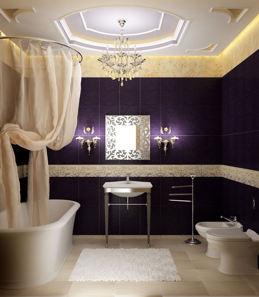 Nice ideas for decorating a bathroom-7 Nice ideas for decorating a bathroom