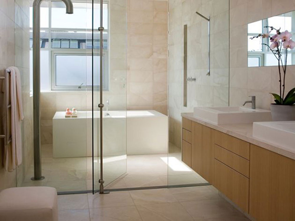 Creating a White Bathroom Interior Design 7 Creating a White Bathroom Interior Design