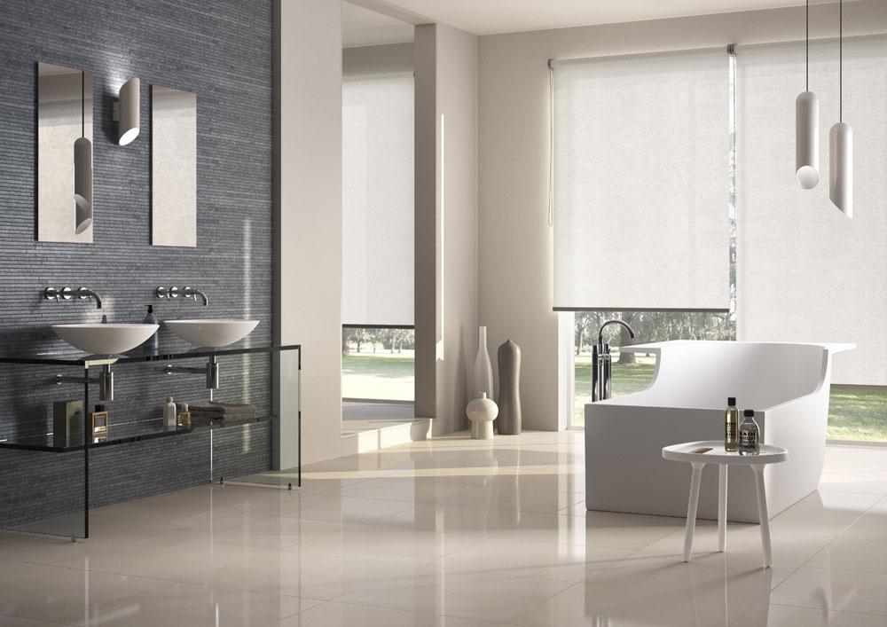 Creating a White Bathroom Interior Design 9 Creating a White Bathroom Interior Design