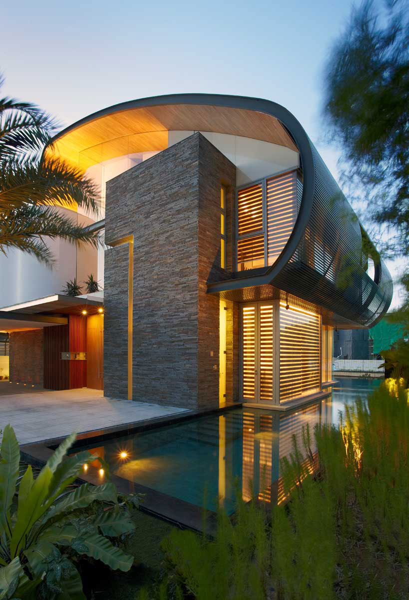 Nautical-Lines-Residence-is-a-unique-homage-to-the-ocean-and-Nautical-Life-3 Nautical Lines Residence is a unique homage to the ocean and nautical life