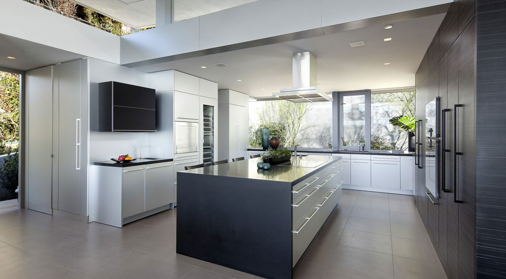 Modern and futuristic Ellis residence created by McClean Design-5 Modern and futuristic Ellis residence created by McClean Design