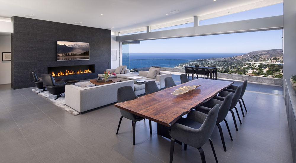 Modern and futuristic Ellis residence created by McClean Design 4 Modern and futuristic Ellis residence created by McClean Design