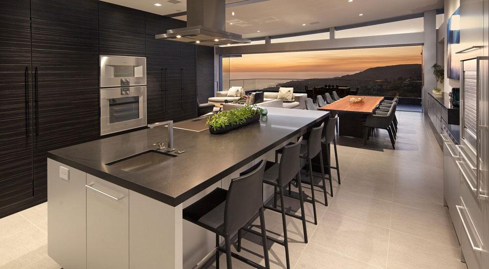 Modern and futuristic Ellis residence created by McClean Design-2 Modern and futuristic Ellis residence created by McClean Design