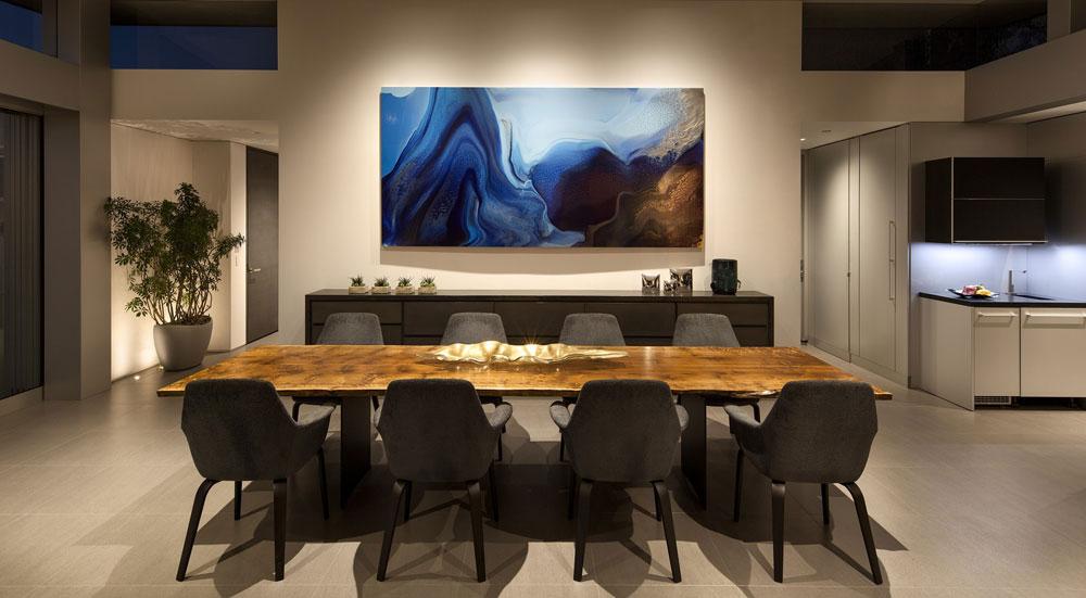 Modern and futuristic Ellis residence created by McClean Design-8 Modern and futuristic Ellis residence created by McClean Design