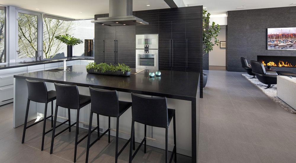 Modern and futuristic Ellis residence created by McClean Design-6 Modern and futuristic Ellis residence created by McClean Design