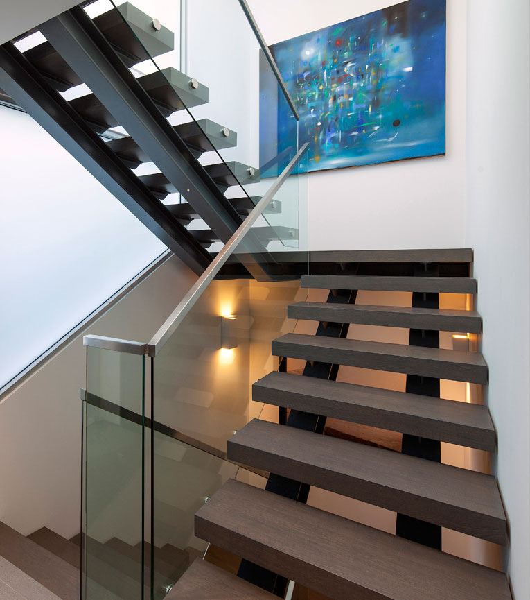 Modern and futuristic Ellis residence created by McClean Design-9 Modern and futuristic Ellis residence created by McClean Design
