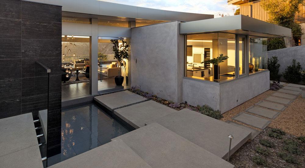 Modern and futuristic Ellis residence created by McClean Design-16 Modern and futuristic Ellis residence created by McClean Design
