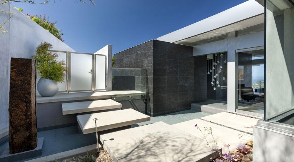 Modern and futuristic Ellis residence created by McClean Design-18 Modern and futuristic Ellis residence created by McClean Design