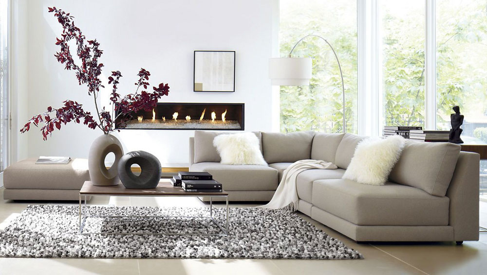 Choosing the best neutral colors for the living room 3 How to choose the best neutral colors for the living room