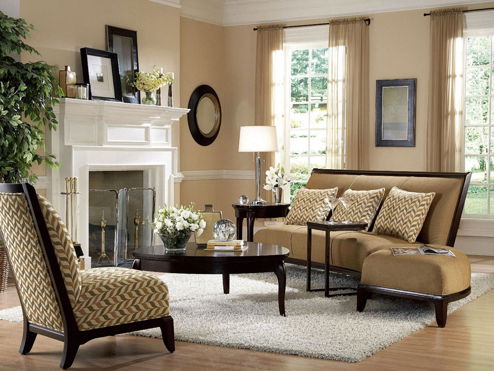Choosing the best neutral colors for the living room 4 Choosing the best neutral colors for the living room